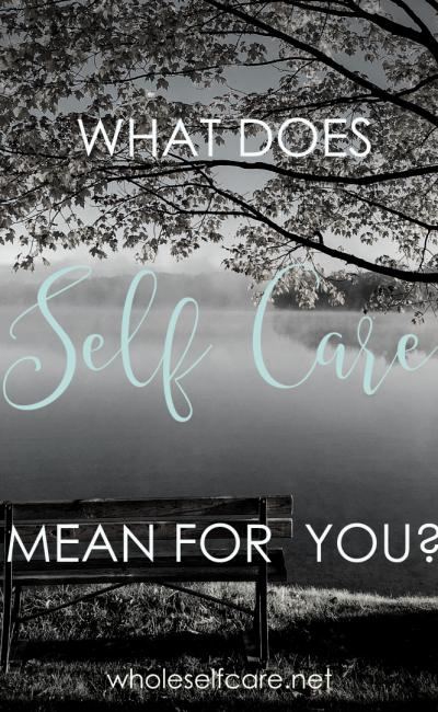 Whole Self Care