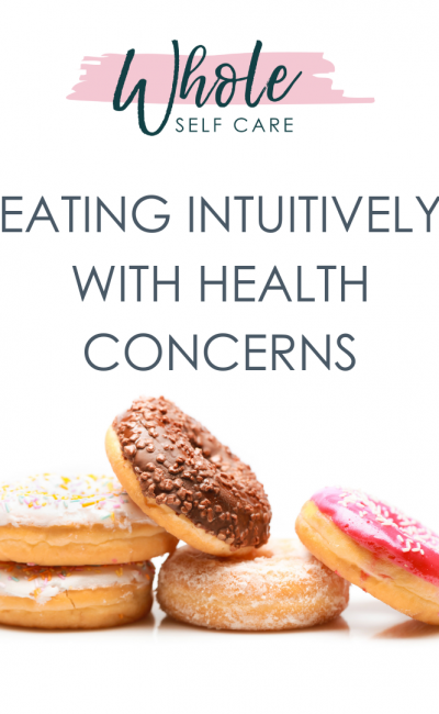 Does Intuitive Eating Mean Eating Donuts All Day?