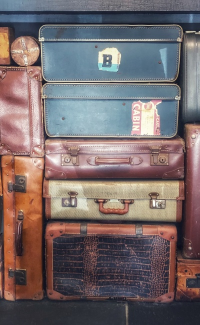 "Trusting God with our ""Suitcases"""