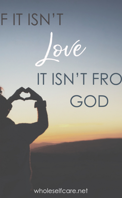 Use Love as Your Filter, Part 2